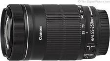 Canon EF-S 55-250mm f/4-5.6 IS STM Lens Brandneu (White Box) (Umpacken)