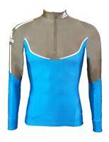 Womens ADIDAS Cycling Running Long Sleeve Top 12 14 16 Cold Baselayer t shirt