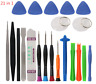 21 in 1 Mobile Phone Repair Tools Kit Spudger Pry Opening Tool Screwdriver Set