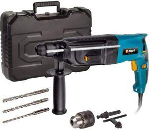 Bort BHD-900 Bohrhammer Bohrmaschine 900 W mit Zubehör NEU & OVP