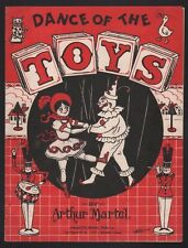 Dance of the Toys 1927 Sheet Music