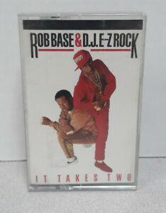 It Takes Two by Rob Base & DJ E-Z Rock Cassette