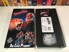 Present Time #3: The Lost Prophet VHS '98 Family Christian Time Travel Adventure