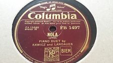 RAWICZ AND LANDAUER NOLA & PARADE OF THE SOLDIERS COLUMBIA FB1497