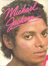 MICHAEL JACKSON RARE Australian 1984 Souvenir Book