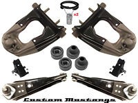 Ford Mustang Suspension Rebuild Kit Control Arms Bushes 1964 1965 1966 64 65 66