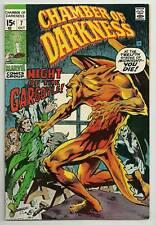 Chamber of Darkness #7 VF to Vf/NM 1974