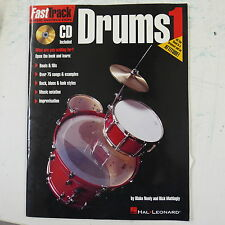 Fast Track Drums 1 + CD, Neely & Mattingly