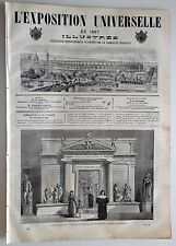 L'Exposition Universelle Illustrée n°38- 1867 : L'instruction civique en France