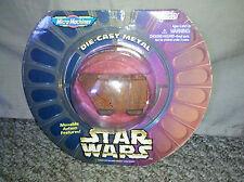 Star Wars Die Cast Micro Machines Jawa Sandcrawler Tatooine / Episode IV / R2D2