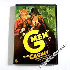 G-Men DVD New James Cagney, Margaret Lindsay, Ann Dvorak, Robert Armstrong