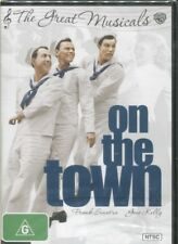 ON THE TOWN - Gene Kelly, Frank Sinatra, Betty Garrett - DVD