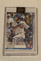 2021 Topps Archives Signature DAVID BOTE On-Card AUTO /73! 2019 Series 1! CUBS!