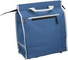 Dunlop Fahrradtasche Gepäckträgertasche Tragetasche Wasserfest Einkaufstasche