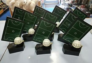 10 x  190mm Netball Trophies Discontinued Range. Other Quantities also available