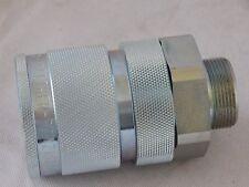 Walther-Prazision Low Pressure Self Sealing Coupling Lp-032-0 [Dn32] [D9B]
