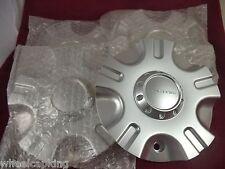 Limited Wheels Silver Custom Wheel Center Caps #T311B / 2085-CAP NEW! (SET OF 4)