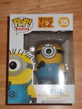 Despicable Me 2 Movie Carl Pop! Vinyl Figure