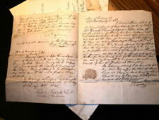 #9011,Power of Attorney,Isaac & Ruth Bowen Jefferson Twp,Switzerland Cty In 1845