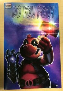 Do You Pooh Thor #6 Infinity Hammer Clayton Crain Homage DRESS Marat Mychaels AP