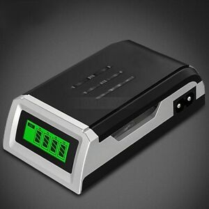 LCD Universal Battery Charger for AA / AAA  Fast Charging New