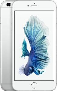 iPhone 6S Plus - Unlocked (GSM) - 16GB - Silver - Good