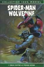 SPIDER-MAN WOLVERINE N°1 . 100% MARVEL . 2003 .