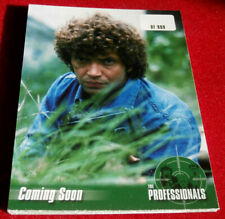 THE PROFESSIONALS - Un-numbered PROMO Set - Strictly Ink 2005