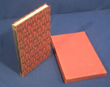 Rubaiyat of Omar Khayyam Vintage Illustr. HC Random House in Original Slip Case