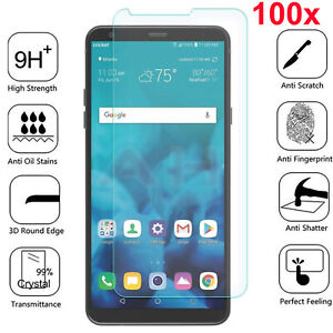 Wholesale Lots LG Stylo 5 / 5Plus Premium Clear Tempered Glass Screen Protector