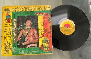 "Fela Anikulapo Kuti & Egypt 80 ""Perambulator"" Afrobeat LP Lagos International"