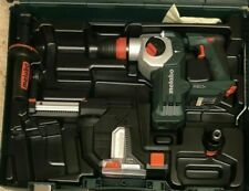 """Metabo KHA 18LTX BL24 Quick Set ISA 1"""" SDS Rotary Hammer w/ Dust Collection Kit"""