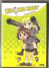 Kill Me Baby: Complete Anime Collection (DVD, 2013, 3-Disc Set) BRAND NEW&SEALED