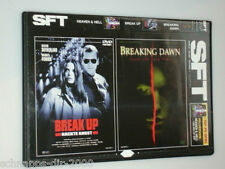 SFT DVD 2 FILME BREAK UP NACKTE ANGST + BREAKING DAWN + PC SPIEL HEAVEN & HELL