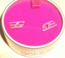 GOLDDIGGA STUD EARRINGS BRAND NEW RRP: £19.99