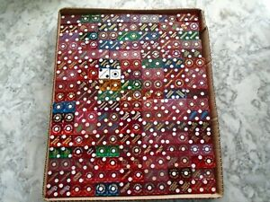 LARGE LOT OF CASINO DICE 119 PAIRS FREE SHIPPING ALL MATCHING UNLESS NO NUMBERS