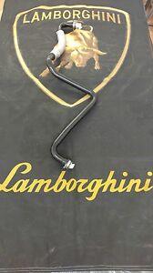 LAMBORGHINI GALLARDO LP560 COUPE OIL HOSE COOLING LINE OEM 400115689B