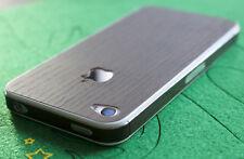 iPhone Aufkleber / Sticker. 3D braune Holzstruktur. Für iPhone  4/4S/5/5S/SE