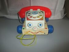 Ancien téléphone Fisher price