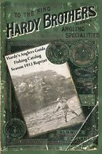 Hardy's Anglers Guide Fishing Catalog Season 1911 Reprint: By Ross Bolton