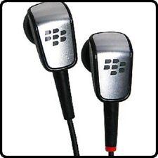 3.5MM en Estéreo Oído Auriculares Auricular Auricular manos libres para teléfonos Black Berry