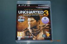 Jeux vidéo Uncharted sony PAL