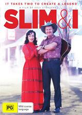 Slim & I DVD Region 2 and 4 Slim Dusty Joy McKean Documentary