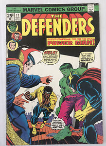 The Defenders #17 - First Wrecking Crew (Cameo) - Marvel Comics (second)