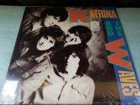 Katrina and the Waves - Self Titled (1985) Vinyl LP  Walking On Sunshine