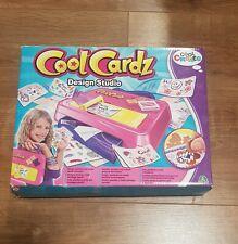 Cool Create Cool Cardz Design Studio - Damaged Box