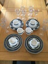 Boating accessoires. Comprenant les assiettes, bols, Mugs, tasses et verres.
