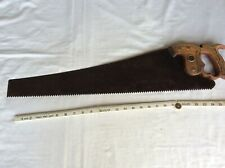Collectible SIMONDS hand saw in very good condition