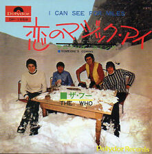 ★☆★ CD Single The WHO I can see for miles  - Someone's coming - Japanese sleeve