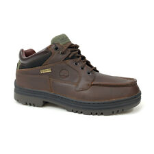 Timberland Men's Waterproof Chukka Gore-Tex Brown Leather Boots 37042 M/W